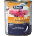 pic 22243000 Selected Meat Turkey&Rice 800g